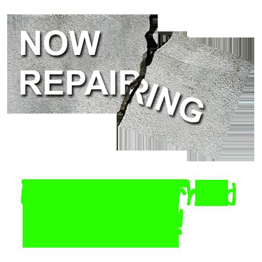 Rigid Concrete Raising and Repairs Now Repairing in a neighborhood near you